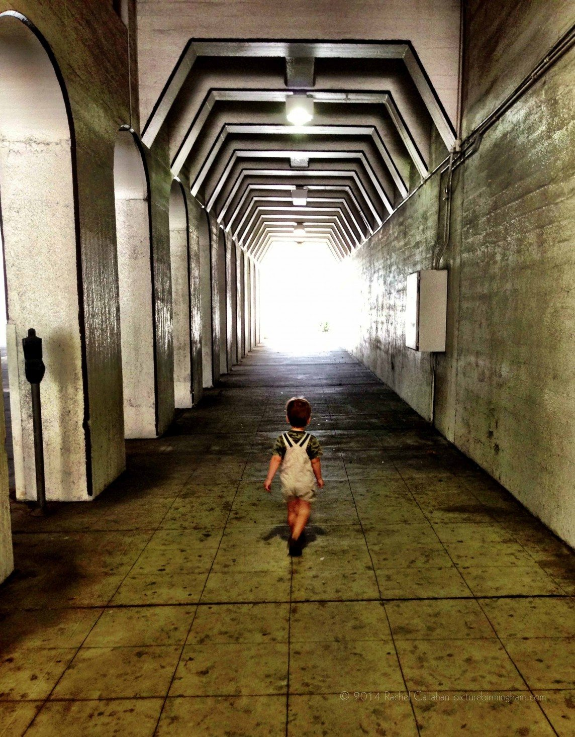 Birmingham's Tunnels