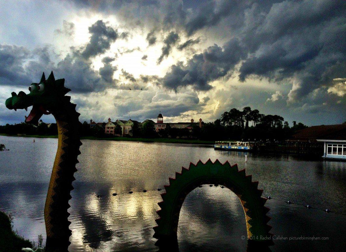 Orlando, The Dragon