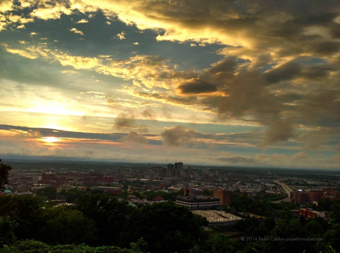 Birmingham, the Cloudy City