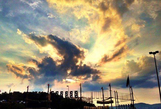 Irondale Skies