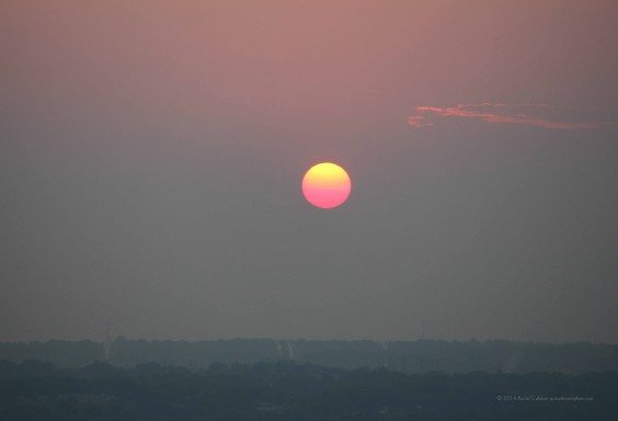 Ombre Sun