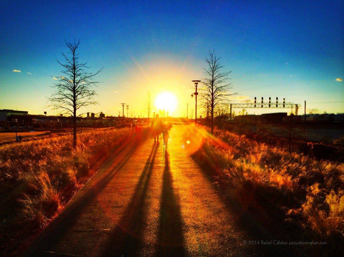 140111 picturebirmingham - Shadows in the Sunset 7368