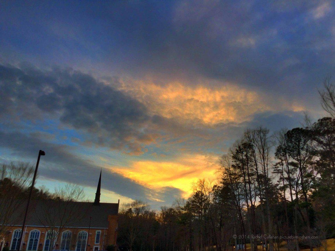 Sunday Sunset - Early
