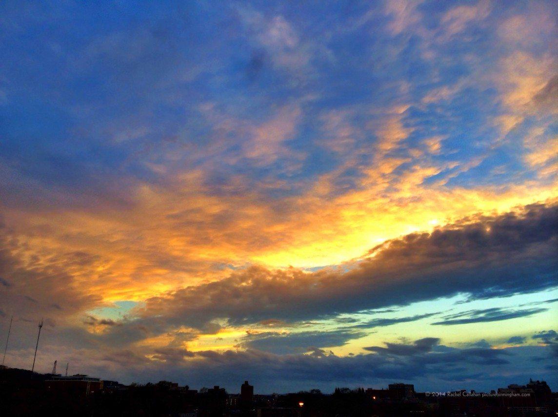 Three Dimensional Skies