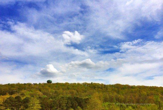 Pelham Has Pretty Clouds Too