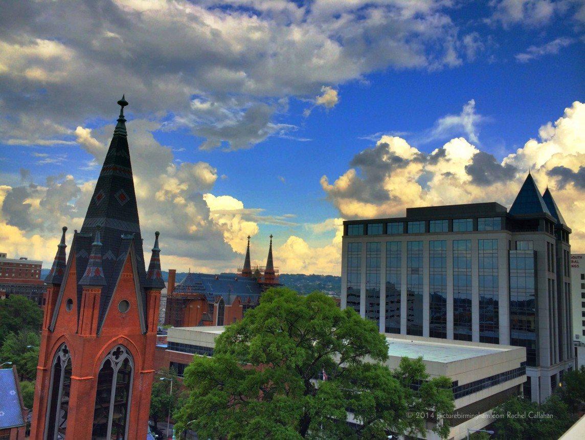 Steeples of Birmingham