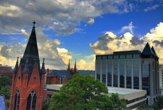 Steeples of Birmingham