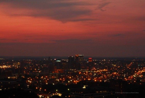 Rose-Colored Birmingham