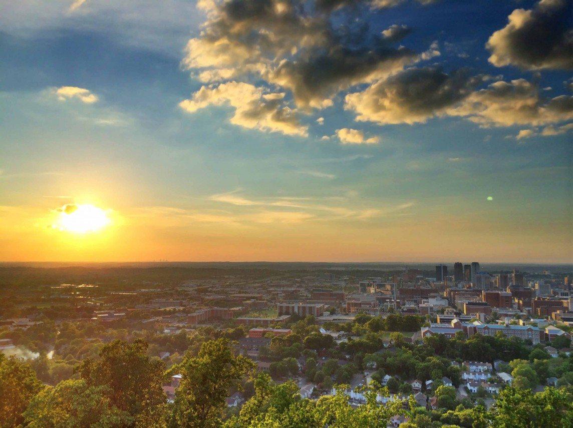 Birmingham, Compliments of Vulcan