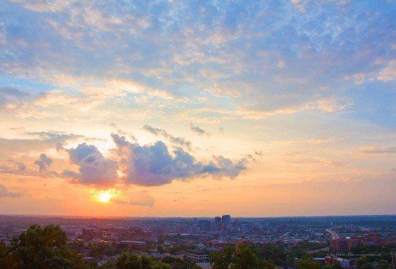 Big Skies Over Birmingham