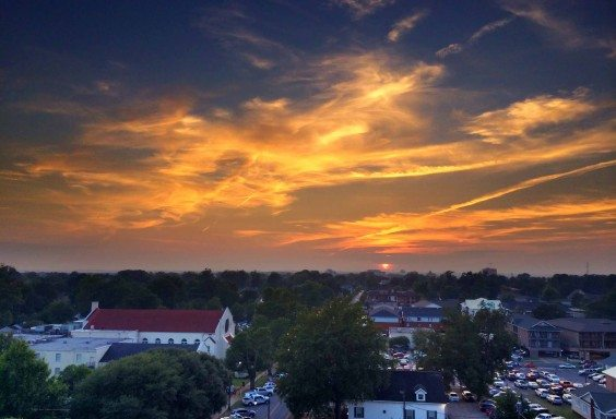 The Skies from Bryant-Denny