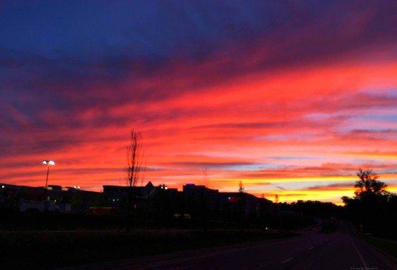 An Alpharetta Sunset