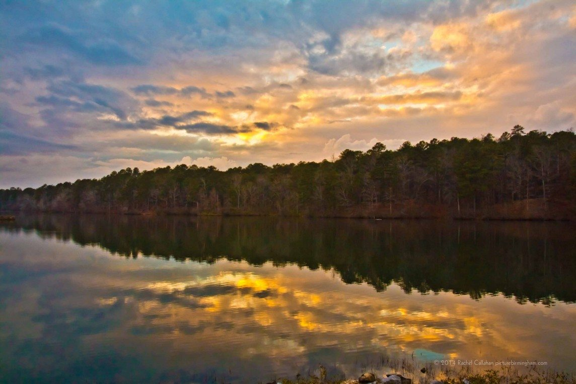 Reflections at Oak Mountain