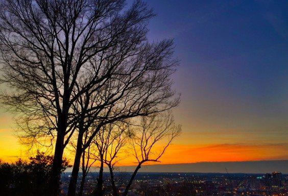 Birmingham in the Horizon