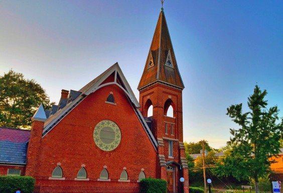 Churches of Macon Part B