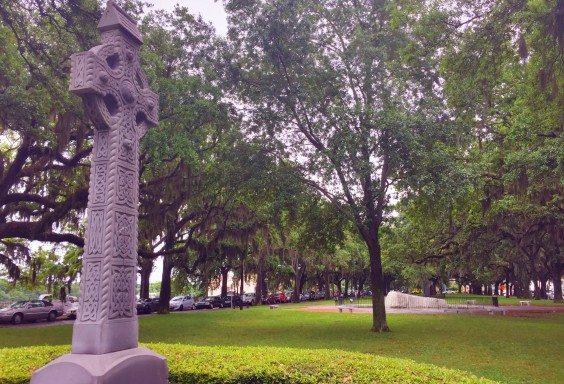 The Irish in Savannah