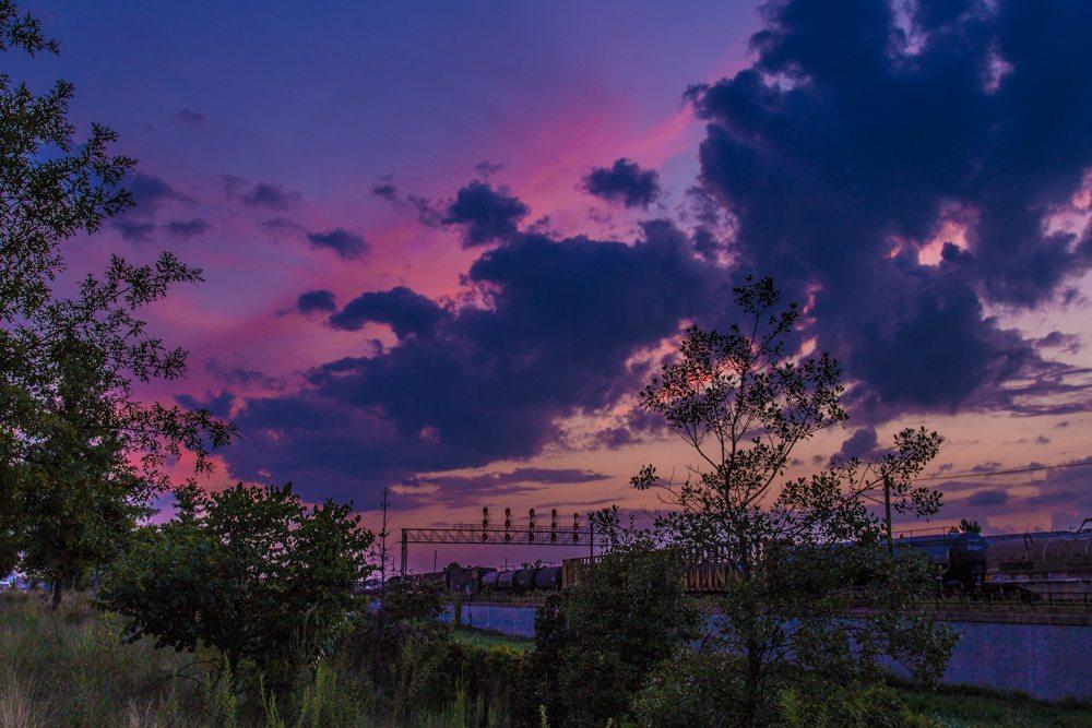 150828f-Sunset-and-Rails
