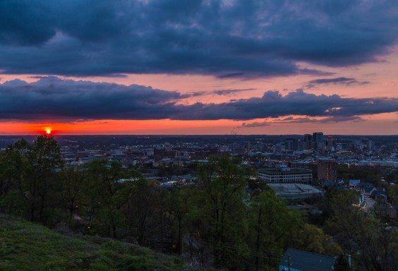 160326-Pre-Easter-Sunset