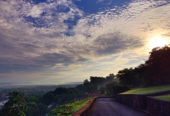 160710b Early Morning Run