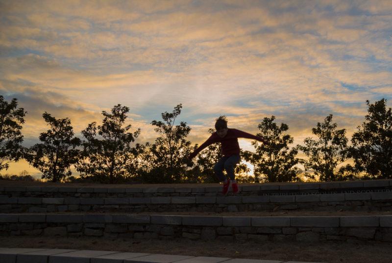 170109d-Sunset-Jumping