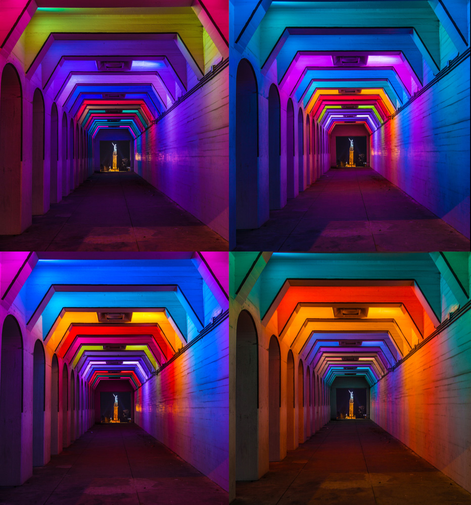 160922 Vulcan and the Light Tunnel Warhol