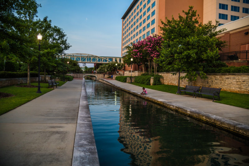 170722 Huntsville Downtown at Sunset _MG_0073 s