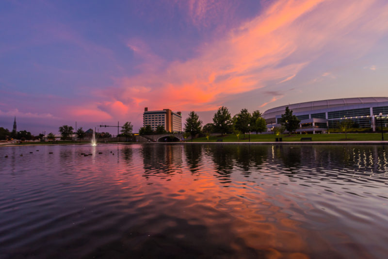 170722 Huntsville Downtown at Sunset _MG_0154 s