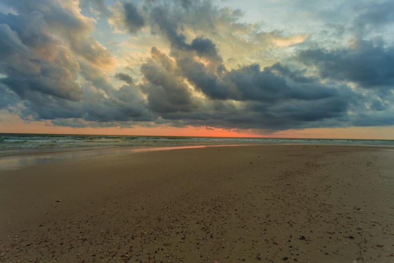 170818d Sunset on Cape San Blas _MG_2947 s