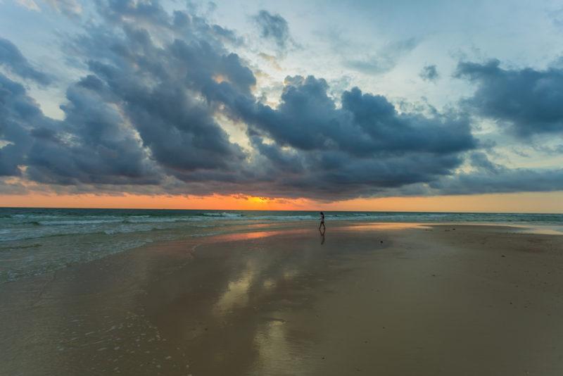 170818d Sunset on Cape San Blas _MG_2984 s