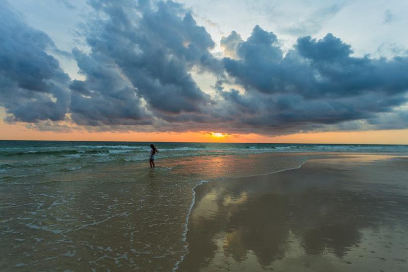 170818d Sunset on Cape San Blas _MG_3003 s