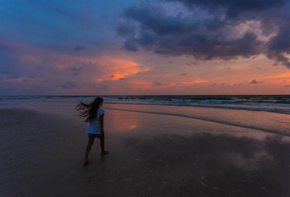 170818d Sunset on Cape San Blas _MG_3075 s