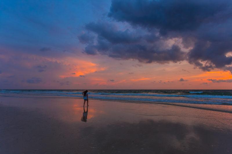170818d Sunset on Cape San Blas _MG_3080 s