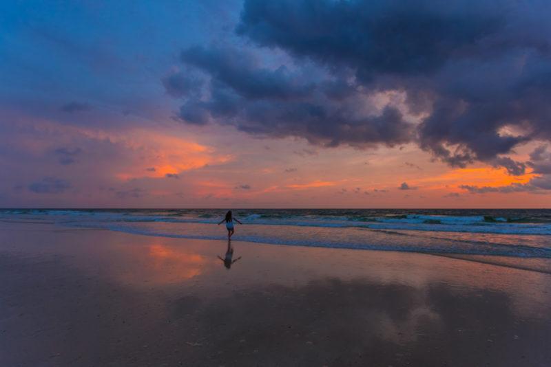 170818d Sunset on Cape San Blas _MG_3083 s