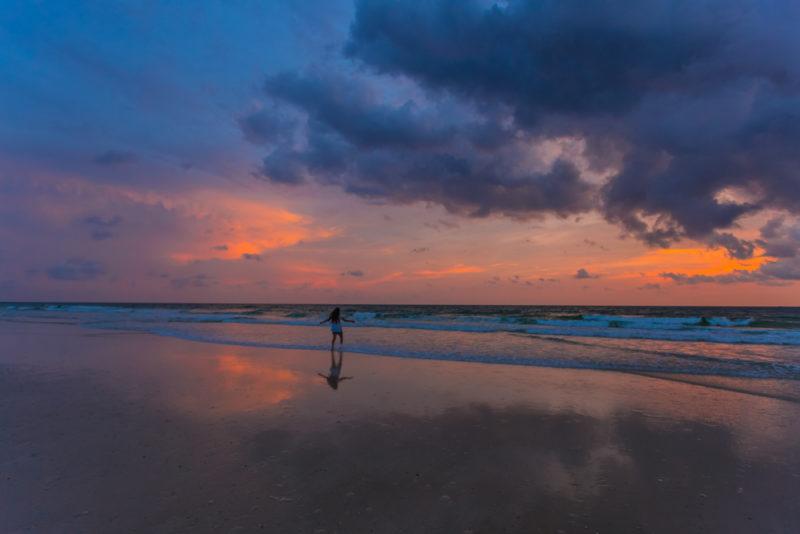 170818d Sunset on Cape San Blas _MG_3084 s