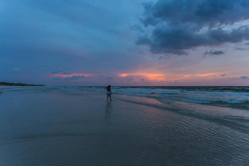 170818d Sunset on Cape San Blas _MG_3110 s