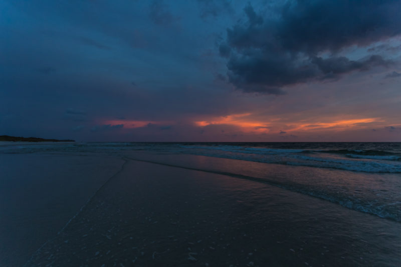 170818d Sunset on Cape San Blas _MG_3134 s