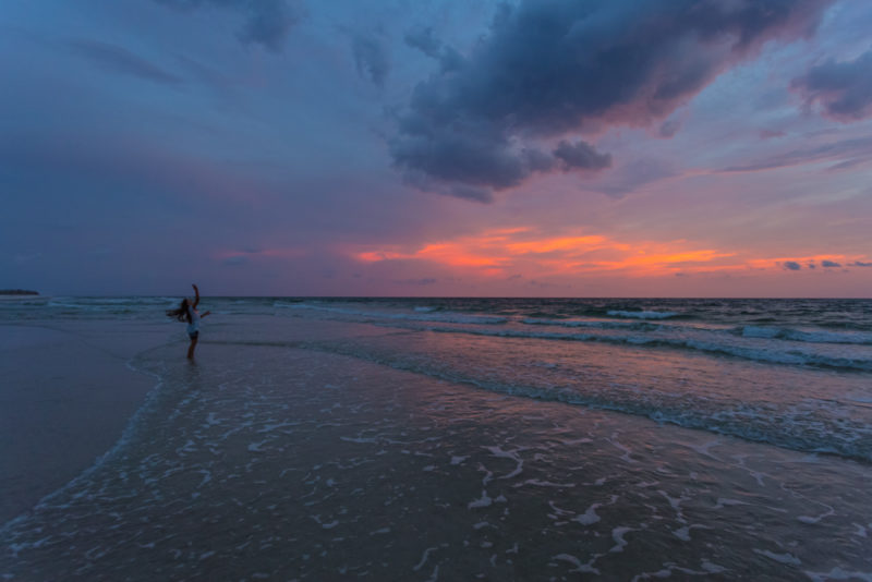 170818d Sunset on Cape San Blas _MG_3175 s