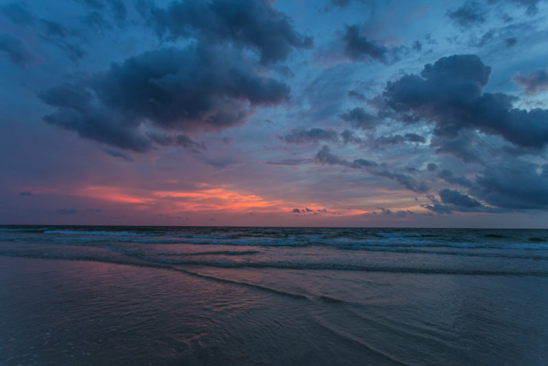170818d Sunset on Cape San Blas _MG_3201 s
