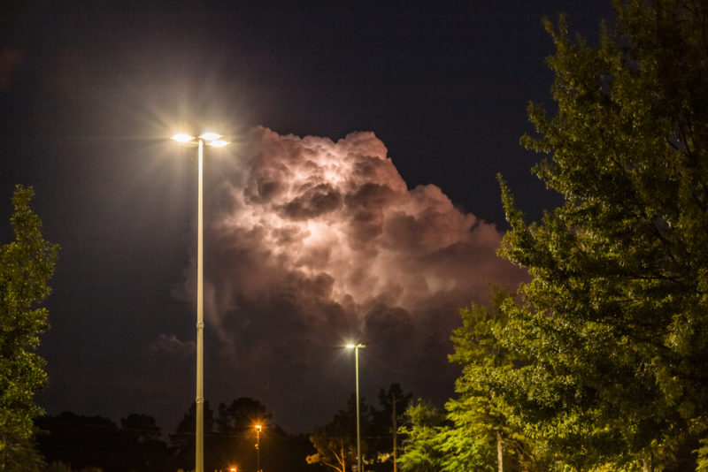 170922 Lightning Clouds in Jemison As Seen from Birmingham IMG_3193
