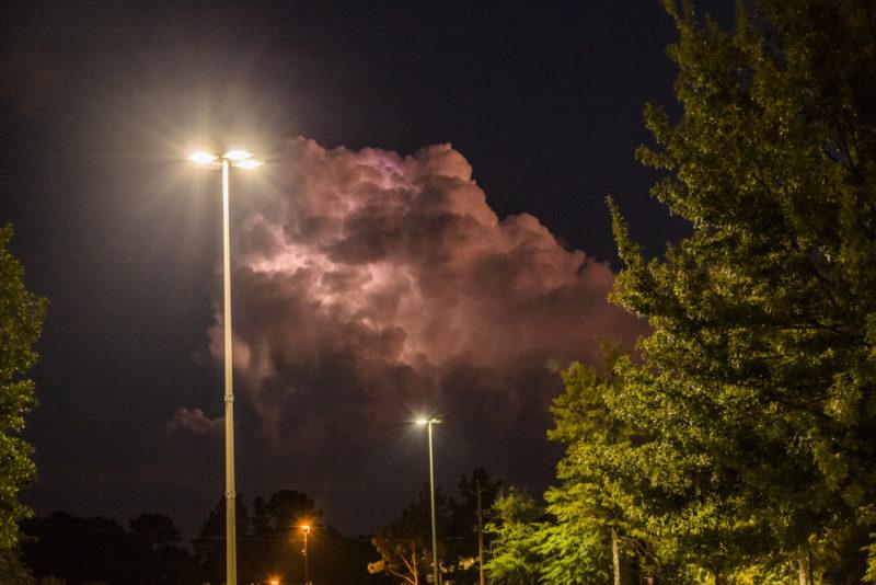 170922 Lightning Clouds in Jemison As Seen from Birmingham IMG_3199