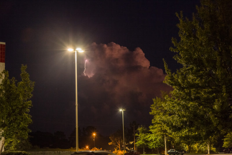 170922 Lightning Clouds in Jemison As Seen from Birmingham IMG_3259