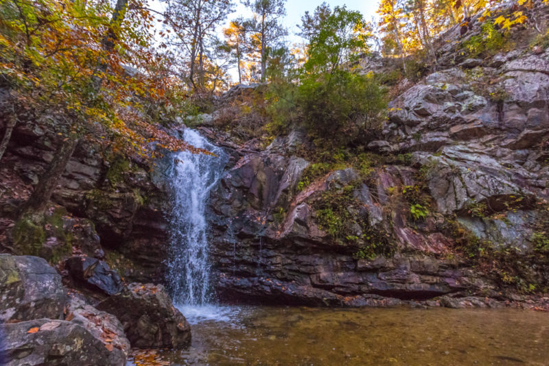 171109 Peavine Falls in the Fall IMG_9750S