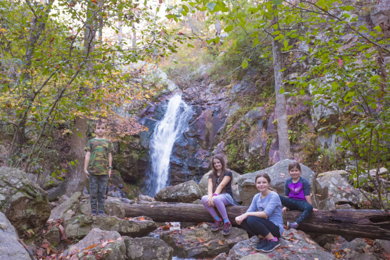 171109 Peavine Falls in the Fall IMG_9810S