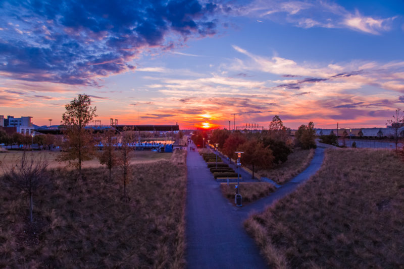 171024 Railroad Park Sunset IMG_5678 s