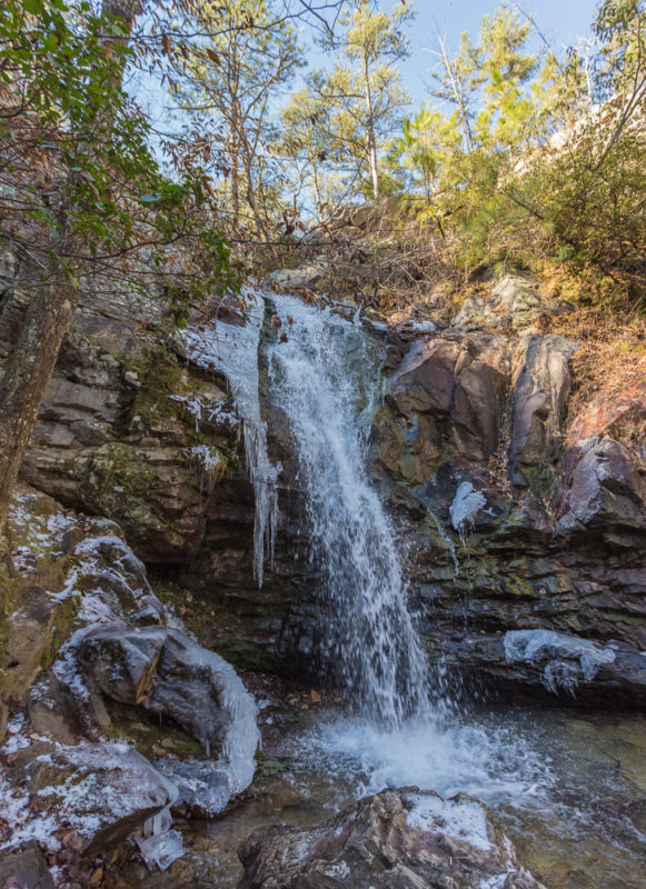 180119 Peavine Falls with Ice IMG_1801 s