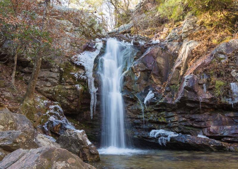 180119 Peavine Falls with Ice IMG_1831 s