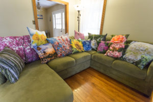 Floral Pillows On Couch IMG_4731ss
