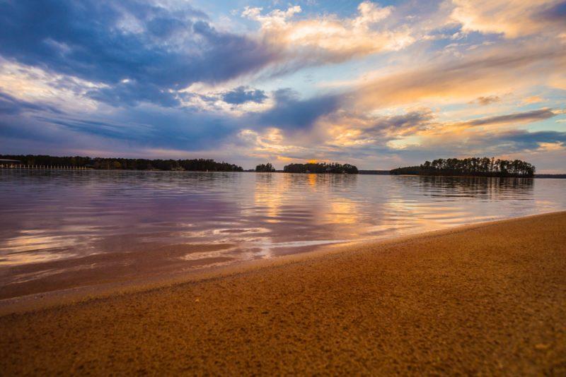 180316 Kowaliga Sunset Before Lake Martin IMG_6707 s