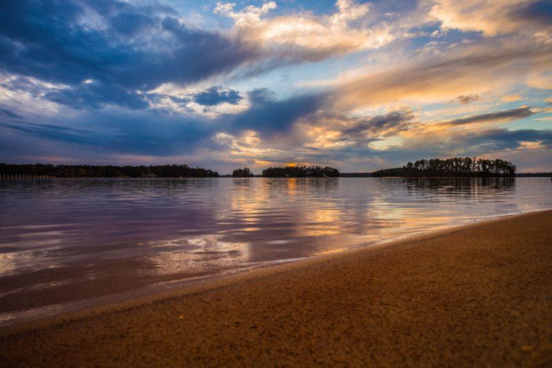 180316 Kowaliga Sunset Before Lake Martin IMG_6712 s