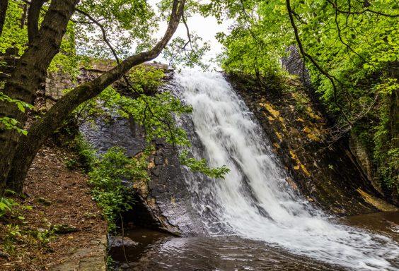 180425 Lake Tranquility Waterfall Oak Mountain IMG_2116 s